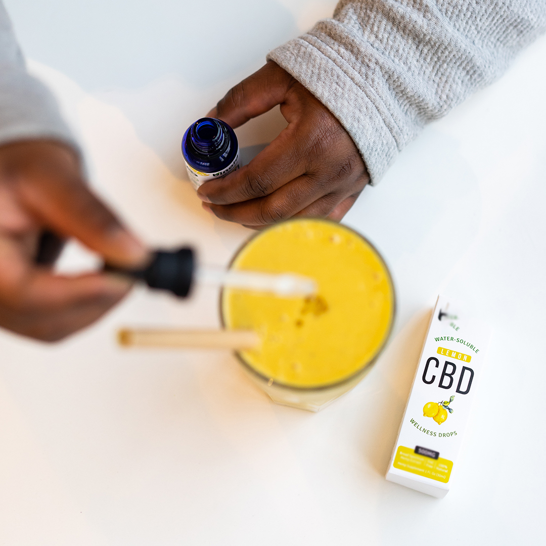 cbd oil hair care