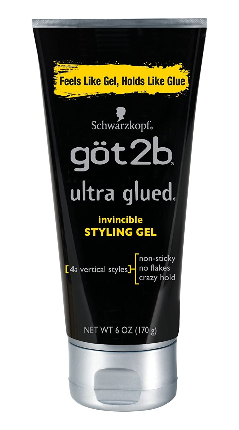 Got2b Ultra Glued Invincible Styling Hair Gel