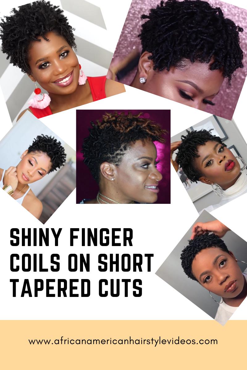 Finger coils