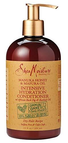 Sheamoisture Shea Moisture Manuka Honey & Mafura Oil Intensive Hydration Conditioner (Pack of 2)